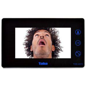 گوشی رنگی۷ اینچ تابا(۲۰۷۰)
